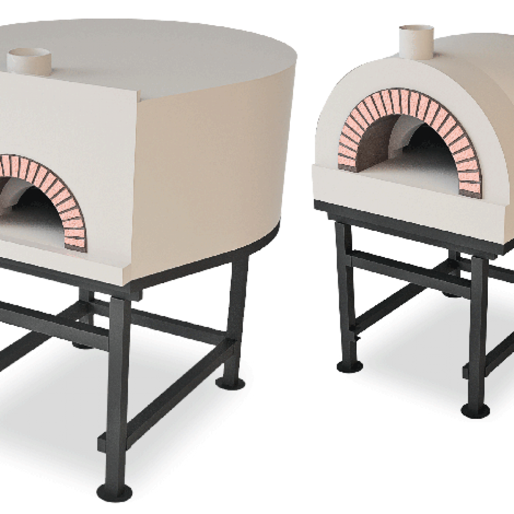 traditional pizza oven