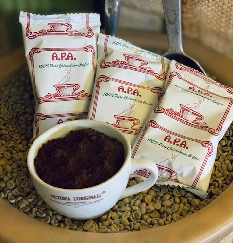 Colombian Coffee Ground